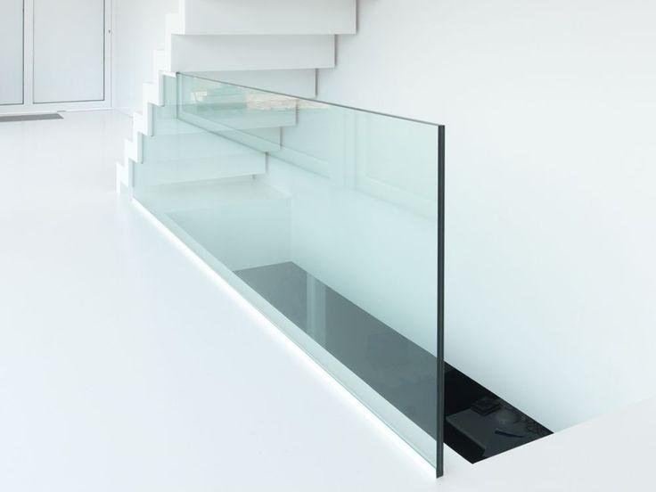 glazen balustrade verzonken.jpg 1,000×750 pixels via wimmer glas glas trap