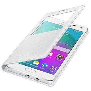 cool Funda S View Original para Samsung Galaxy A5 (A500/A500F)