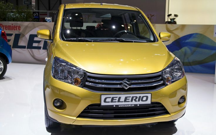 Salone dell'Auto Ginevra - Suzuki Celerio #ginevra #salonedellauto #suzuki #celerio
