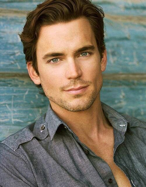 Matt Bomer freakin beautiful - My favorite Christian Grey!