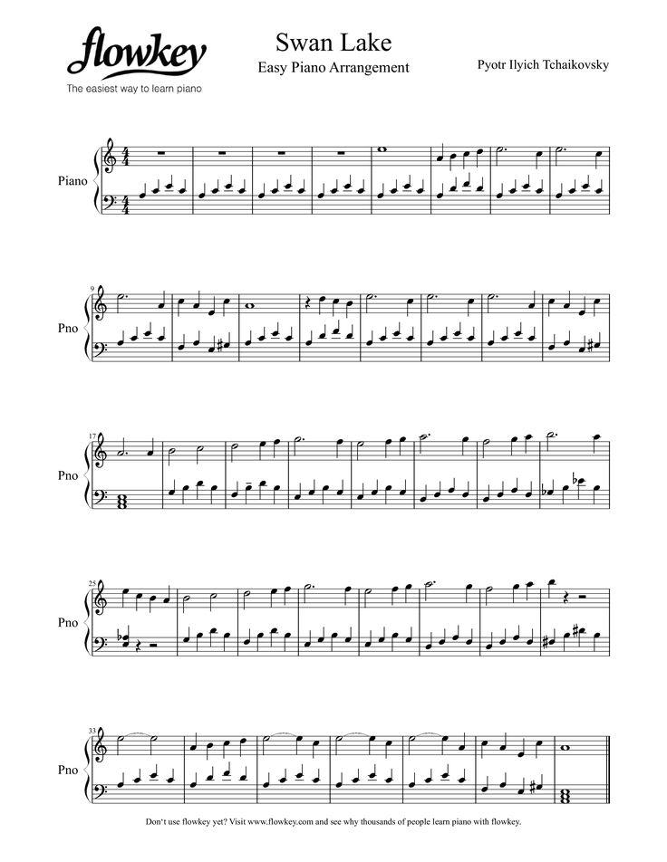 La Bamba - Easy Piano Sheet Music Arrangement by Dan Coates