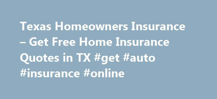 how to get the best homeowners insurance rates