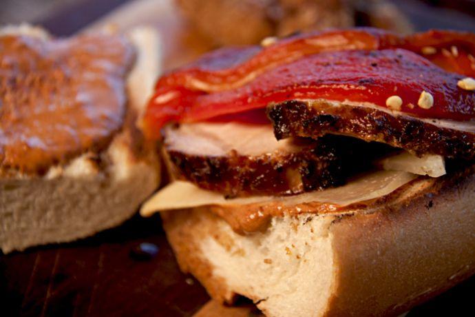 Solomo Sandwich: a basque treat like no other. | Recipes ...