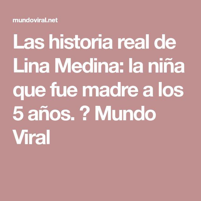 Las historia real de Lina Medina: la niña que fue madre a los 5 años. ⋆ Mundo Viral