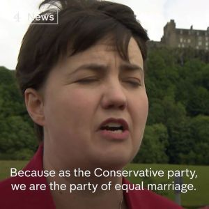 Scottish Conservatives leader Ruth Davidson says she has received categoric assurance from Theresa #news #alternativenews