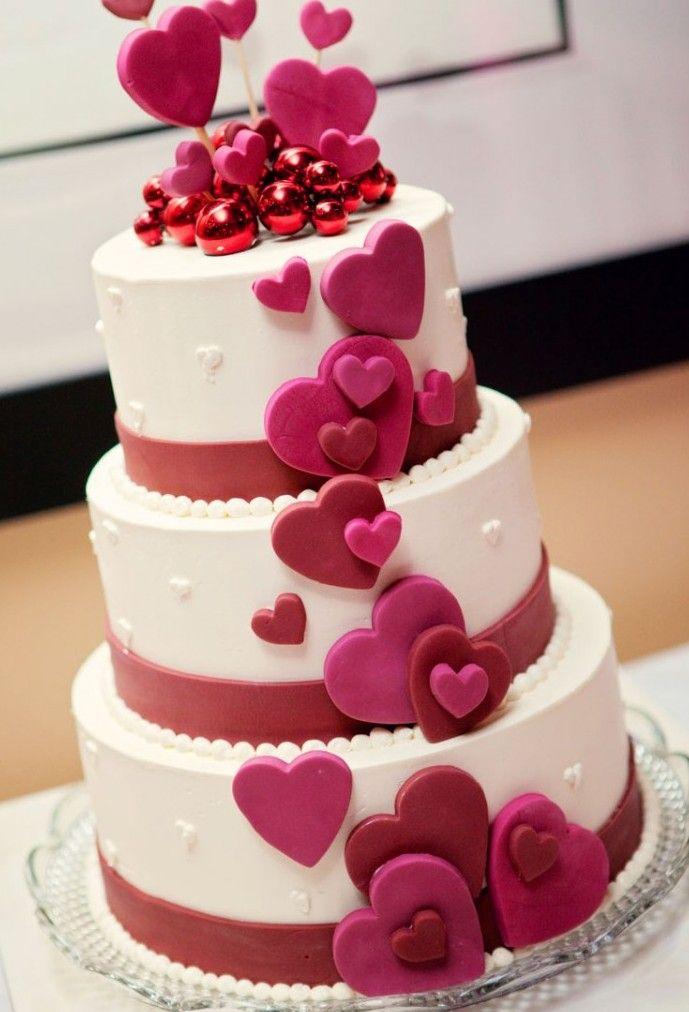 wedding-anniversary-cake-designs