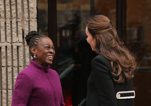 Kate Middleton Photos: The Duchess Of Cambridge And First Lady Of New York City Visit Northside Center For Child Development