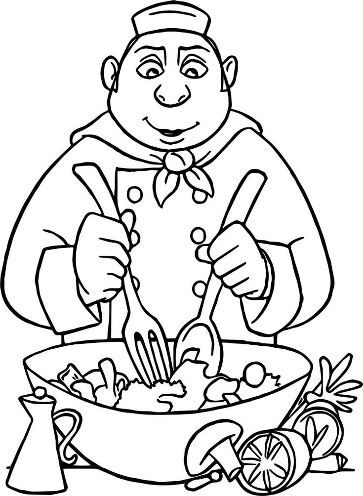 Food Coloring Pages   Food coloring pages, Candy coloring ...