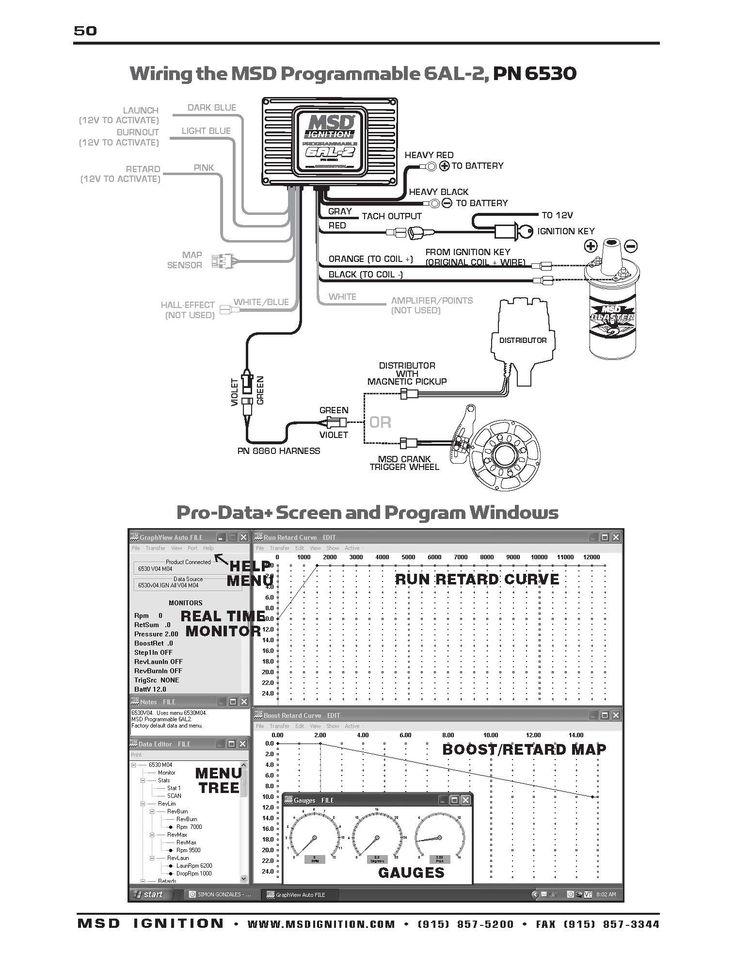 Unique Msd 6aln Wiring Diagram, Msd Wiring Diagrams