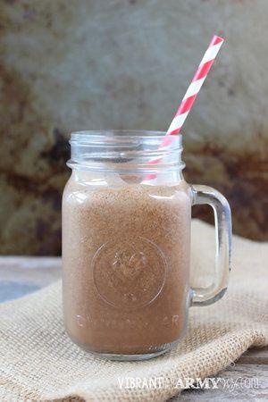 Paleo Mocha Frappuccino (21 Day Sugar Detox compliant)
