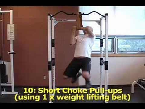 19 Pullups for Brazilian Jiu-jitsu & Submission Wrestling