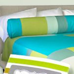 20 free patterns & tutorials for duvet covers.  sew4home.com