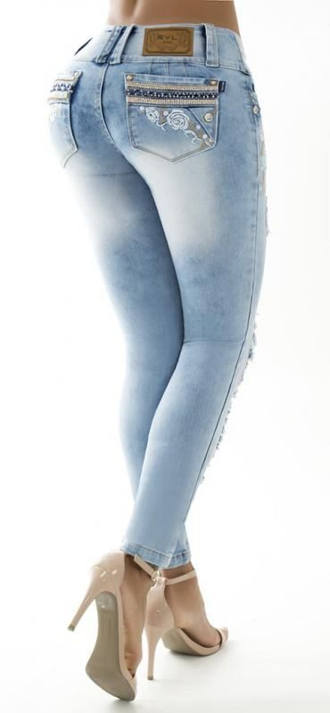 Jeans levanta cola REVEL 56074