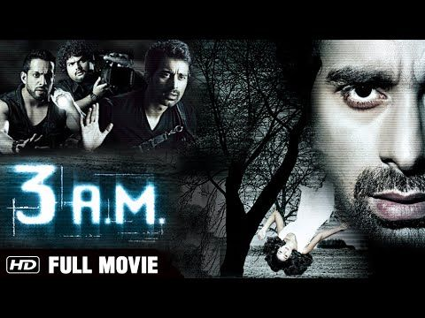 3 AM Full Movie | HD | Rannvijay Singh & Anindita Nayar | Latest Bollywood Hindi Horror Movie - YouTube