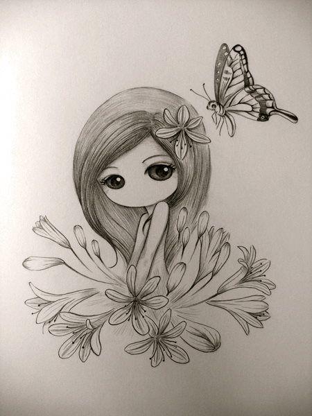 fiille fleure