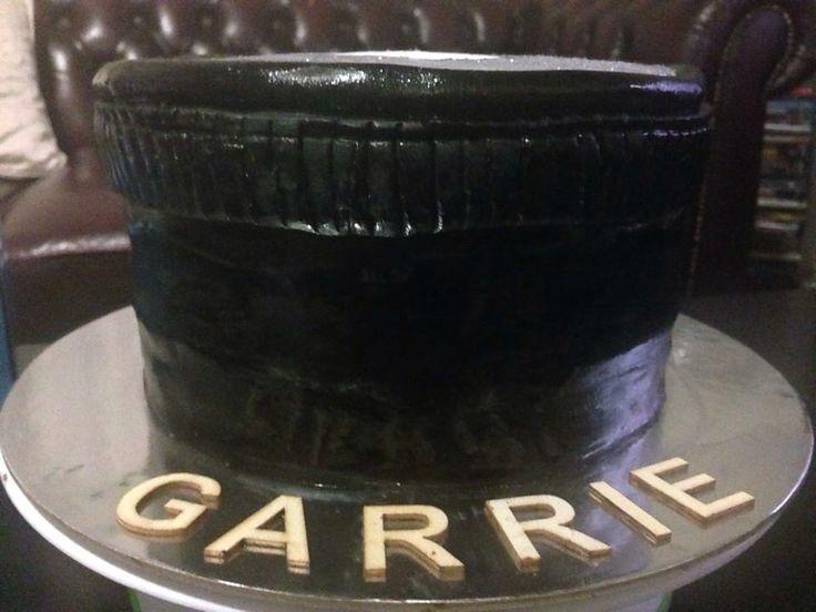 Lens cake