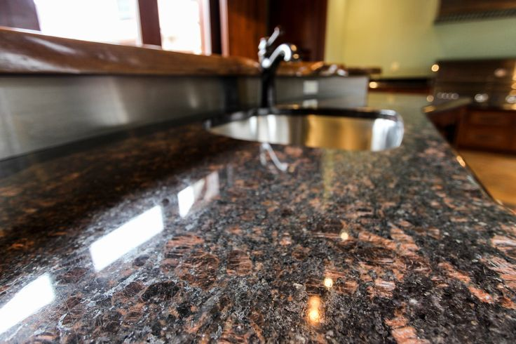 17 Best Images About Kitchens In Black Granite On