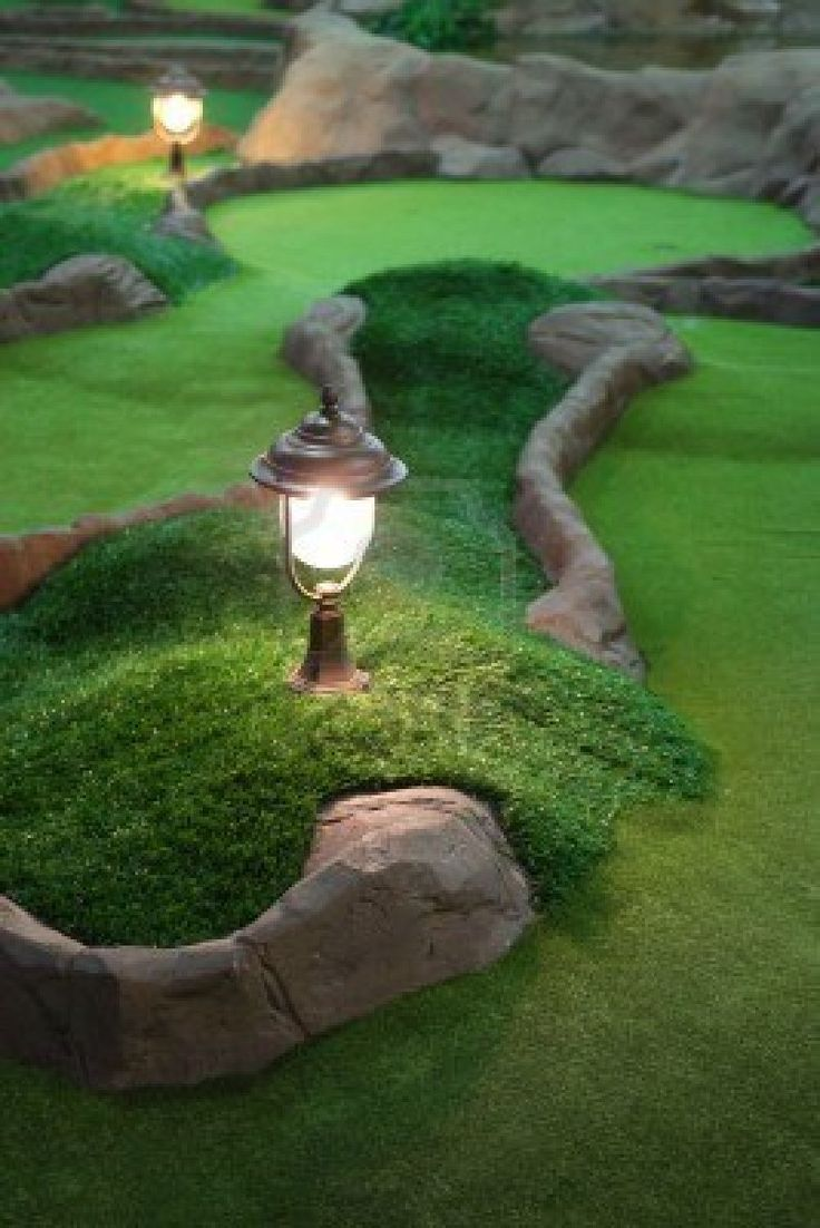 30 Best Miniature Golf Hole Idea Images On Pinterest | Miniature Golf, Putt  Putt And Backyard Games