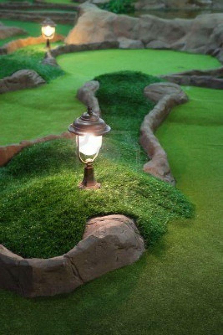 Mini Golf at Night Hawk Golf Center in Gambrills, MD | $6.75 per person | http://www.nighthawkgolfcenter.com/miniature-golf.html