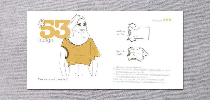 99 Formas de Cortar, Costurar, Franzir e Amarrar Sua Camiseta | T-shirt News