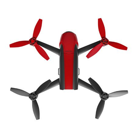 Parrot Bebop Drone produces the best flight performance ever seen in a leisure drone. The feather-weight ABS reinforced structure makes Parrot Bebop Drone robust and safe. In case of an emergency, the emergency function automatically stops the propellers and lands the drone.