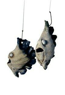 Keramikk fisk