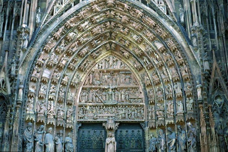 Domkirken Notre-Dame i Strasbourg : visites, infos pratiques, évènements   Skandinavien - officielle hjemmeside for turisme i Frankrig