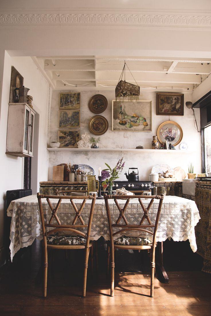 Pin Van Danielle Op Vintage Interiors Keuken