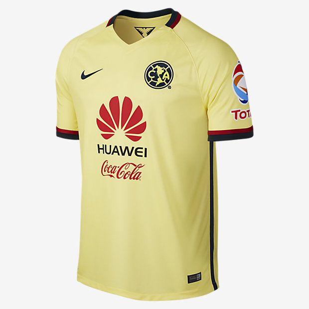 2015/16 Club America Stadium Home Men's Soccer Jersey