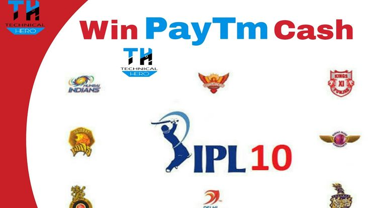 How to earn paytm cash from IPL cricket match (Hindi) - Technical Hero - YouTube https://youtu.be/dHgEeG78rmE
