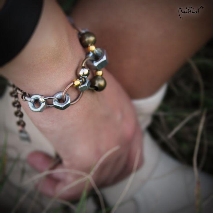 Dice Bracelet  MàGia™ www.lovingmagia.com