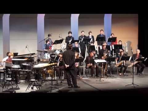 Tank! Cowboy Bebop -  Westlake HS Studio Jazz Band - YouTube