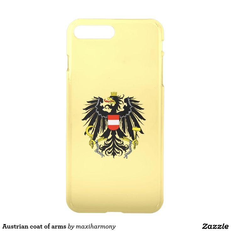 Austrian coat of arms iPhone 7 plus case