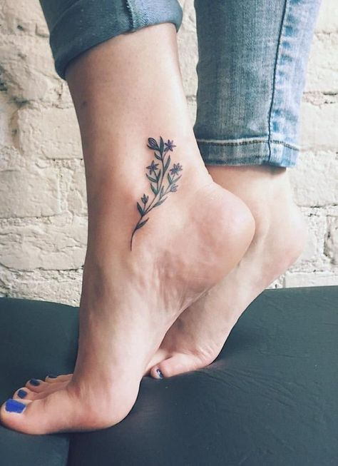 Tattoo Ankle Lotus Thighs 19 Ideas