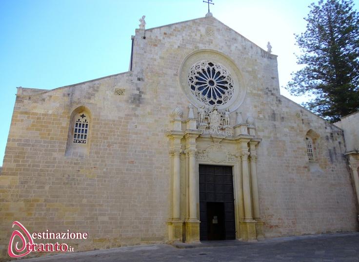 Otranto, Cattedrale Santa Maria Annunziata