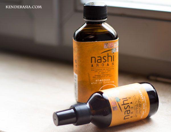 immagini prodotti nashi argan | Nashi Argan Sun: capelli e pelle protetti sotto al sole con la nuova ...