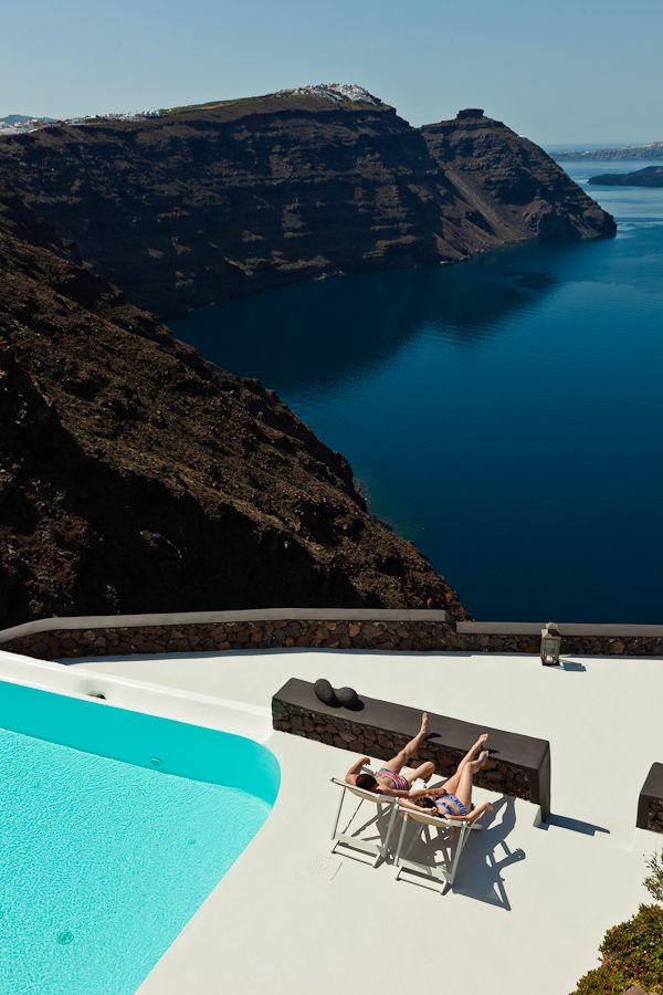 Santorini Destination Wedding Location