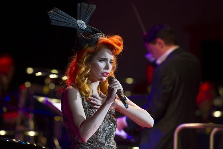 We want her hat and her hair. Paloma Faith mesmerizes onstage on Oct. 23 in Coventry, England