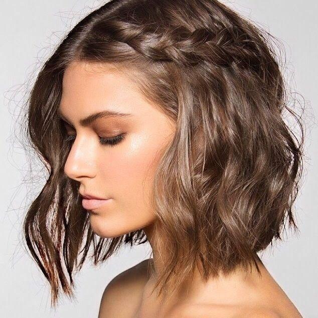 M s de 25 ideas incre bles sobre peinados romanos en - Peinados melena corta ...