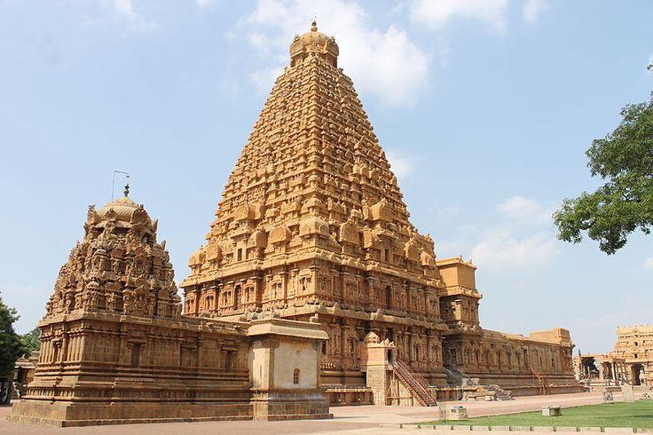 Brihadisvara Temple - Thanjavur, Tamil Nadu, India