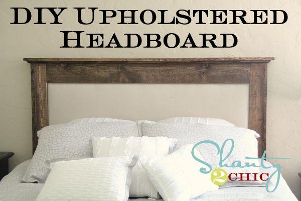 diy upholstered queen headboard 2