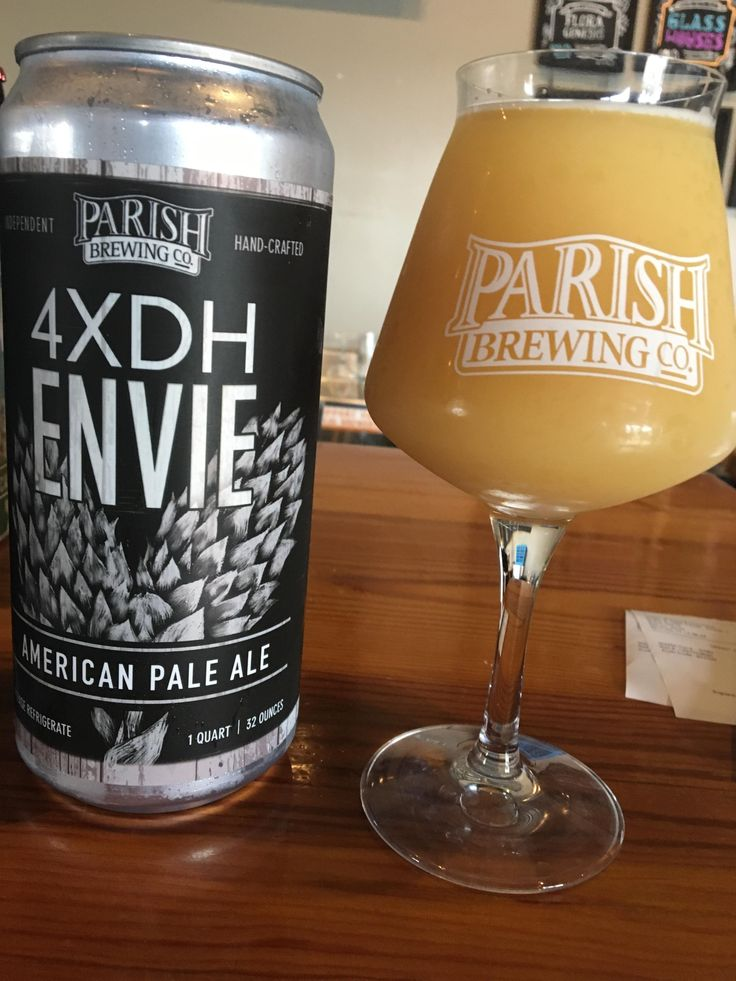 Parish Brewing is making some killer NE style hoppy beers in the heart of Louisiana #FavoriteBeers #summershandy #beers #footy #greatnight #beer #friends #craftbeer #sun #cheers #beach #BBQ