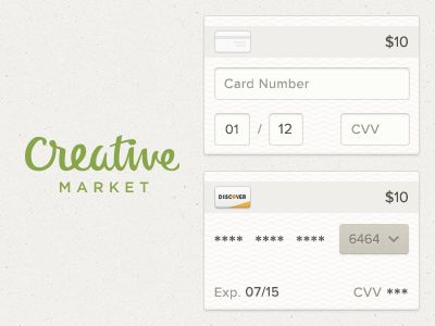 19 best Payment images on Pinterest Credit cards, Ui ux and App - credit card form