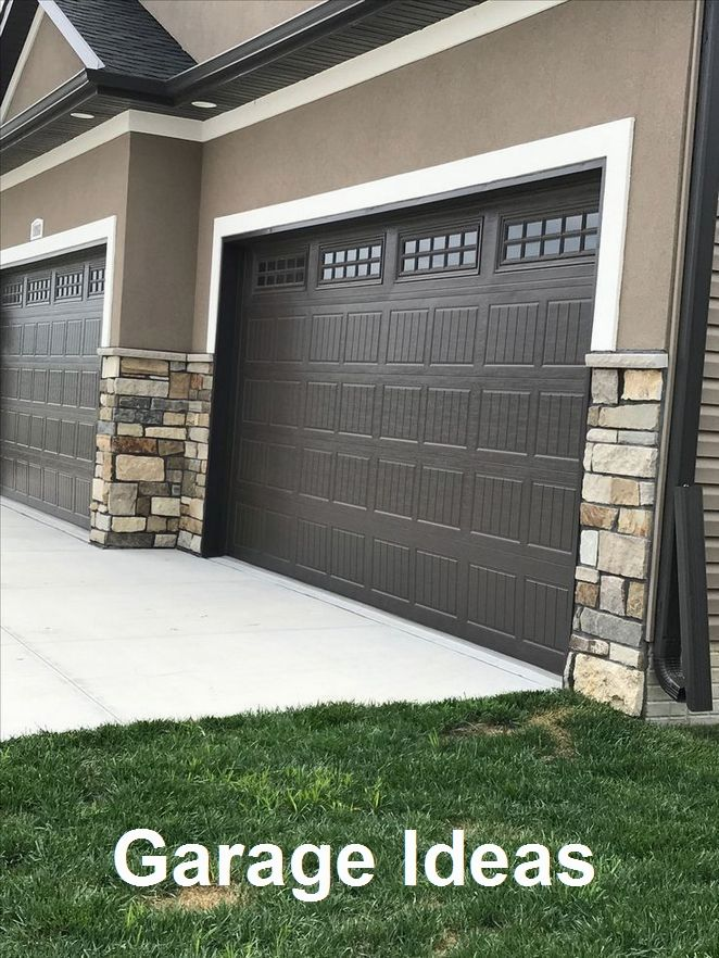 Choosing The Right Garage Doors Outside House Colors Stucco House Colors Outside House Paint