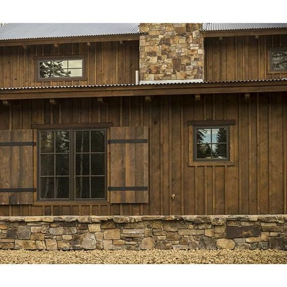 Best 15 Best Siding And Color Options For Ridge Line Cabins 400 x 300