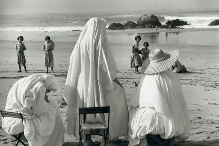Edouard Boubat, Provincia de Minho, Portugal, 1958