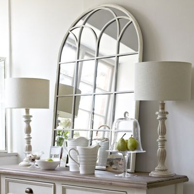 Best 25 arch mirror ideas on pinterest foyer table for Window arch wall decor