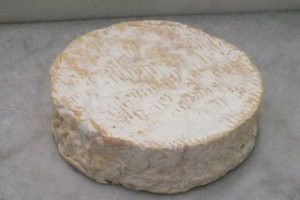 Tunworth Cheese - available from www.openairfoods.com
