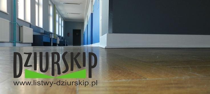 Listwa podłogowa our Skirting board Made in Poland!