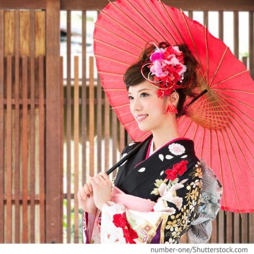 B Японии Свадебные обряды в Японии